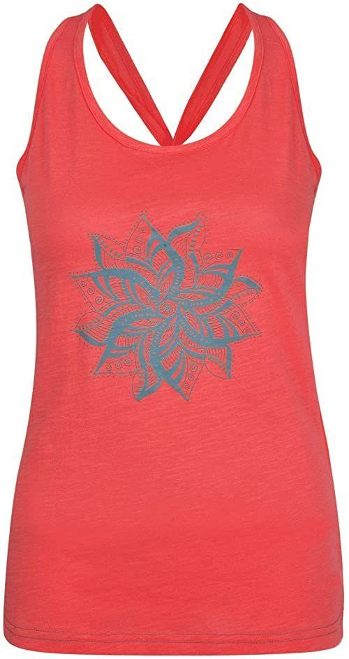 Dare 2b damska tunika plentunika kamizelka (opakowanie 1) Fiery Coral FR : XL (Taille Fabricant : 16)