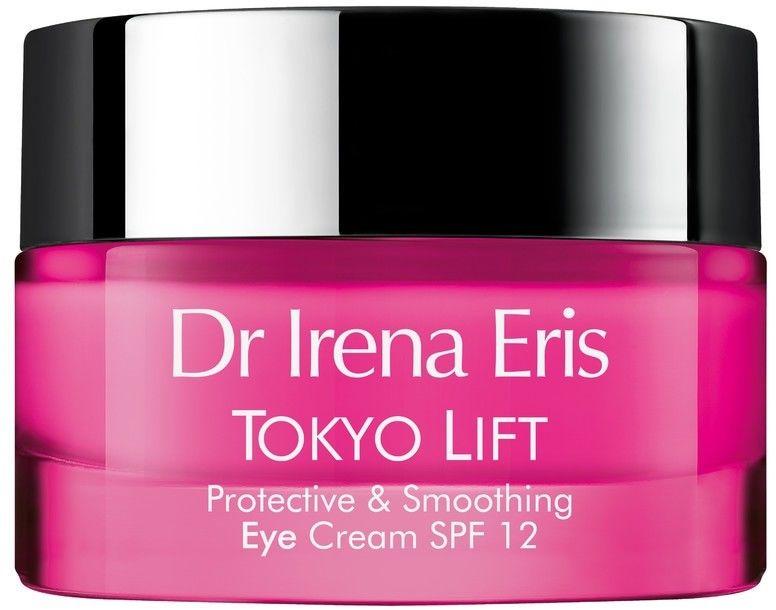 Dr Irena Eris Protective & Smoothing Eye Cream Krem wygładzający pod oczy SPF12 15 ml