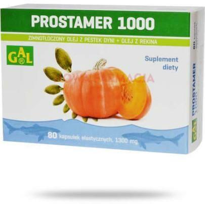 GAL Prostamer 1000 1300mg 80 kapsułek