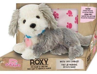Scruffies - Piesek Roxy otul mnie 31244
