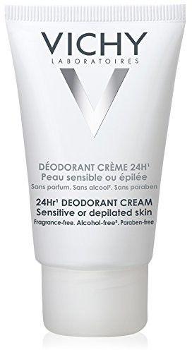 Vichy Deodorant dezodorant w kremie do skóry wrażliwej 40 ml + do każdego zamówienia upominek.