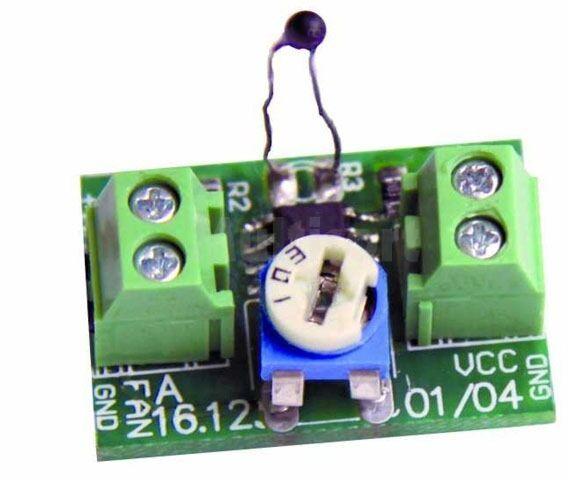 Sterownik wentylatora 12V (do montażu)