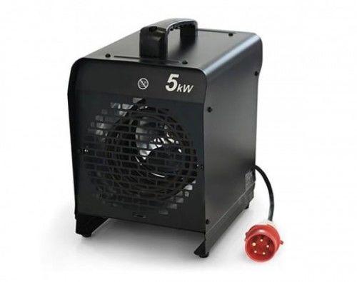 Nagrzewnica powietrza, elektryczna, termostat, 5000W