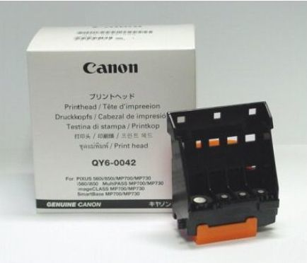 Oryginalna Głowica drukująca Canon QY6-0064 do drukarki MP700/ i560 / i850 / iP3100 / iX4000 oem QY60064
