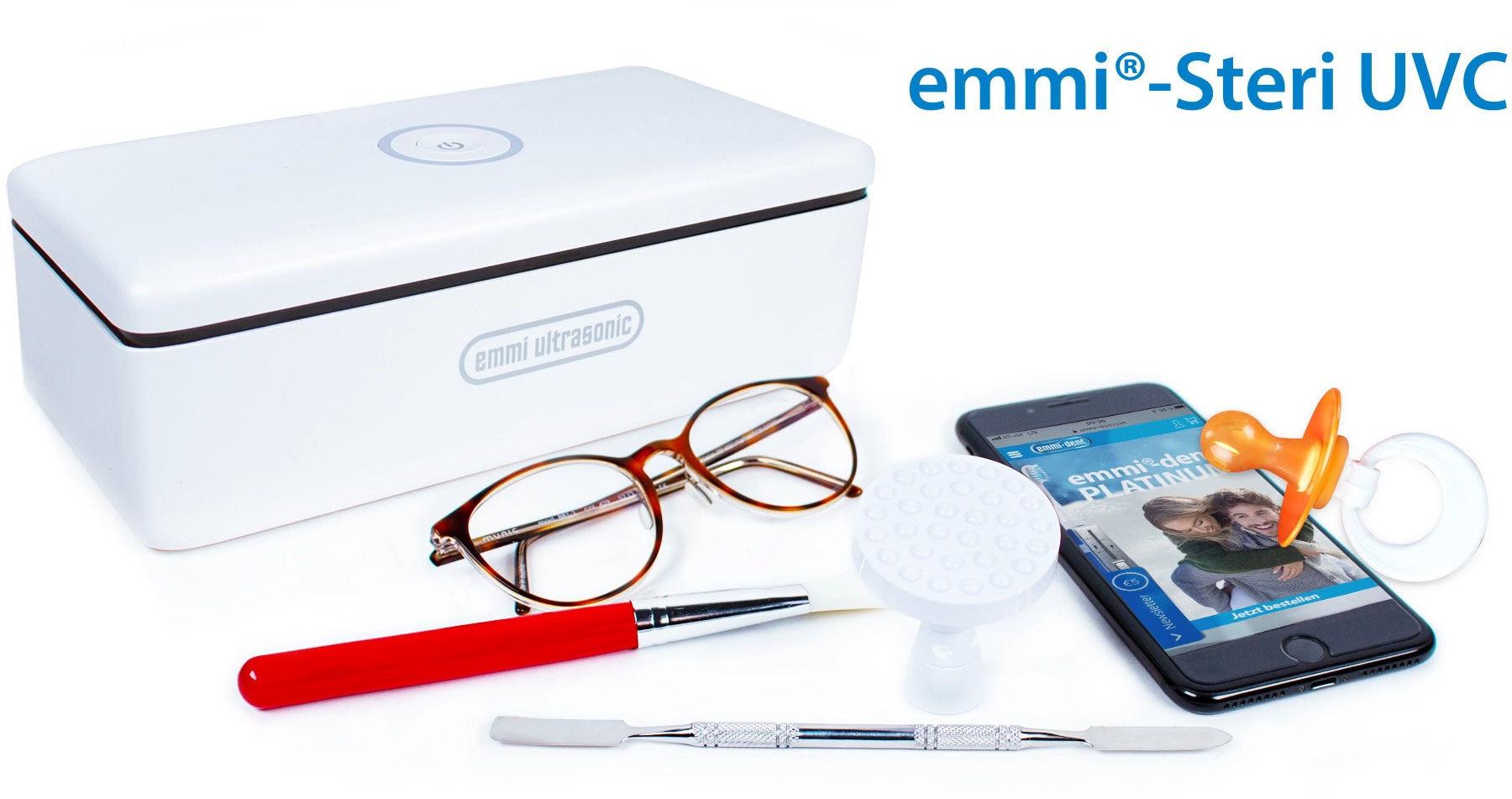 Emmi  -Steri UVC LED Urządzenie do szybkiej sterylizacji