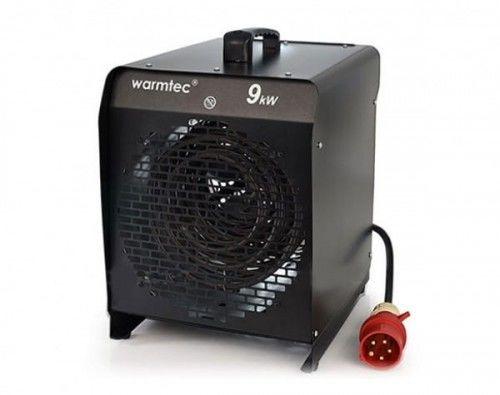 Nagrzewnica powietrza, elektryczna, termostat, 9000W