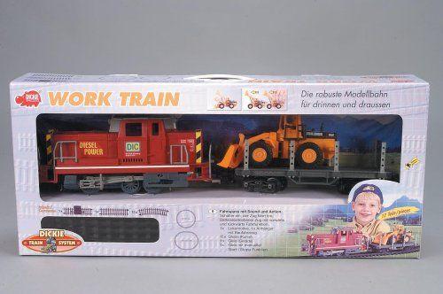 Work Train, olej napędowy