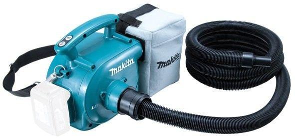 Akumulatorowa dmuchawa/odsysacz pyłu Makita DVC350Z 18 V