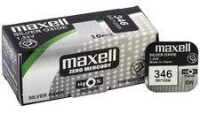 bateria srebrowa mini Maxell 346 / SR 712 SW