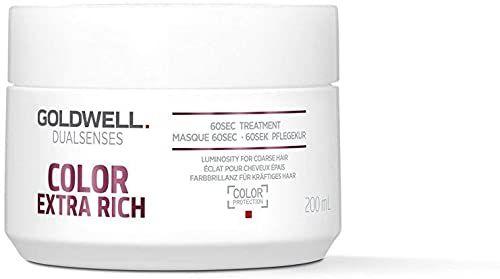 Goldwell Dualsenses Color Extra Rich 60 Sec Treatment, 1 opakowanie (1 x 200 ml)