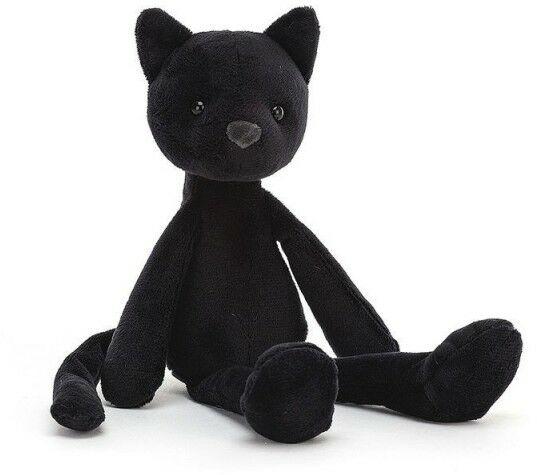 Jellycat JellyCat - przytulanka maskotka Kot Czarny 23cm
