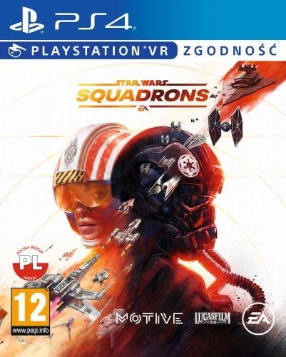Star Wars Squadrons PS4 Używana