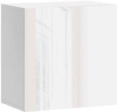 Szafka wisząca NEXA 50/30/50 biały-biały połysk