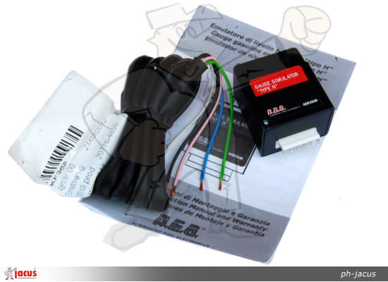 E47 Emulator wskaźnika poziomu paliwa AEB 393H Honda Civic 1,8 AEB393