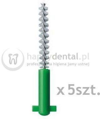 CURAPROX CPS 11 Regular 5szt. (zielone) - końcówki do szczoteczek międzyzębowych