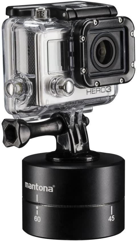 mantona Turnaround 360 głowica statywu do GoPro