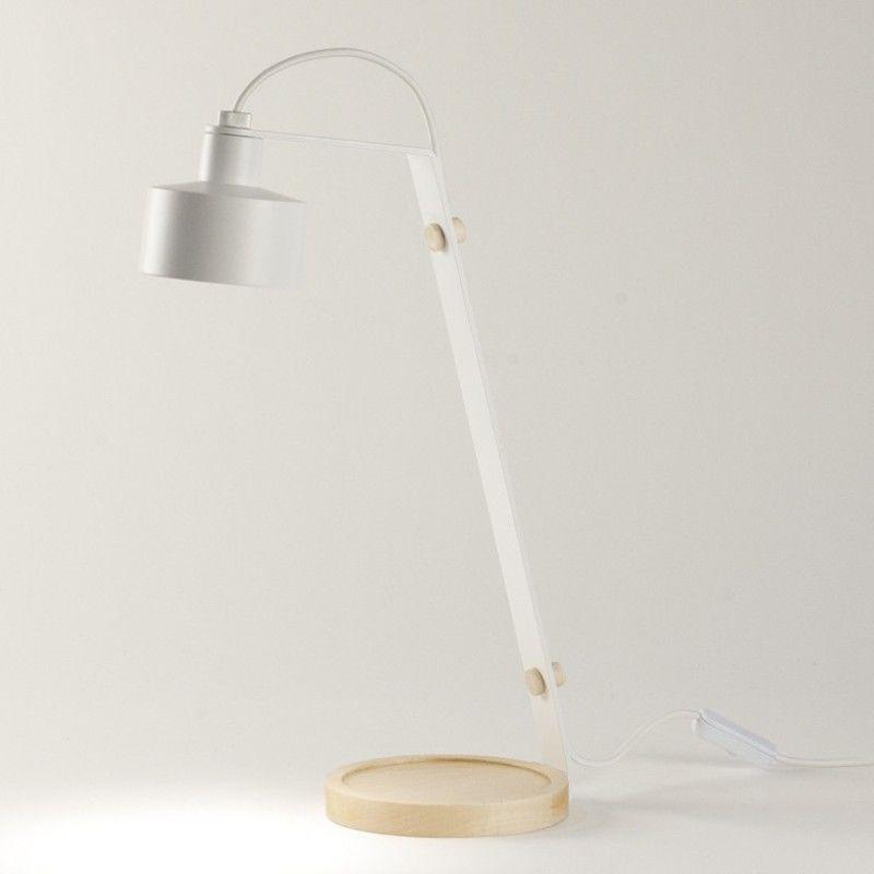 Lampka na biurko stołowa JAZZ LED Calabaz