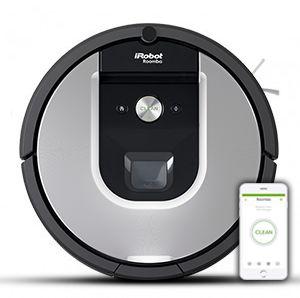 iRobot Roomba 965 + BEZPŁATNA 3-letnia GWARANCJA - Zobacz i testuj robota na żywo w naszym sklepie w Warszawie lub wysyłka w 24h!