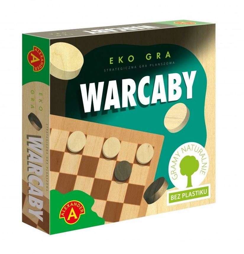 Eko Gra-Warcaby ALEXANDER (5906018023800)