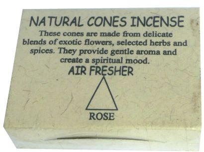 Rose cones - Róża