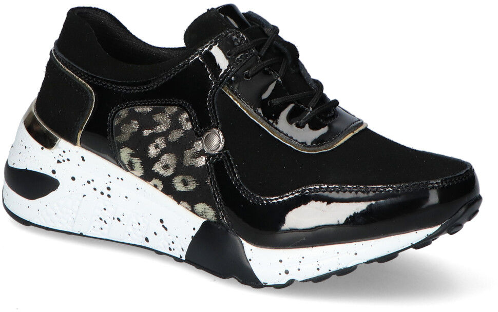 Sneakersy T.Sokolski OCW21-96 Czarne/Złote lakier