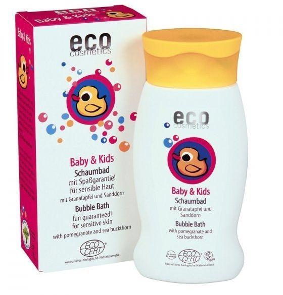 Eco Cosmetics Płyn do kąpieli dla dzieci i niemowląt 200ml