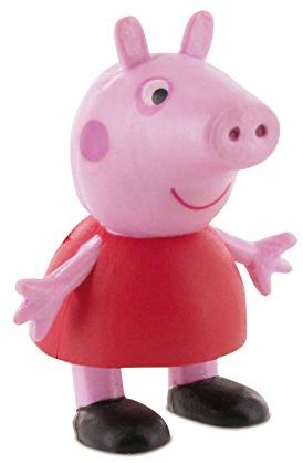 Comansi COMA99680 - Peppa Pig miniaturowa figurka, 6 cm