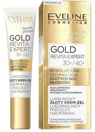 Gold Revita Expert krem-żel pod oczy 30+/40+ 15ml