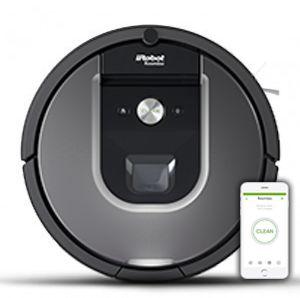 iRobot Roomba 960 + BEZPŁATNA 3-letnia GWARANCJA - Zobacz i testuj robota na żywo w naszym sklepie w Warszawie lub wysyłka w 24h!