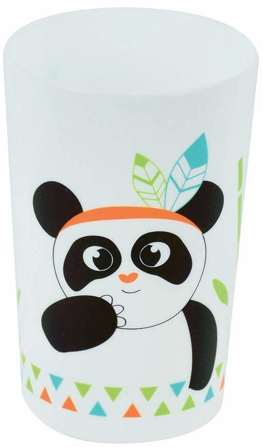 Fun House 005700 indyjska panda szklanka dla dzieci