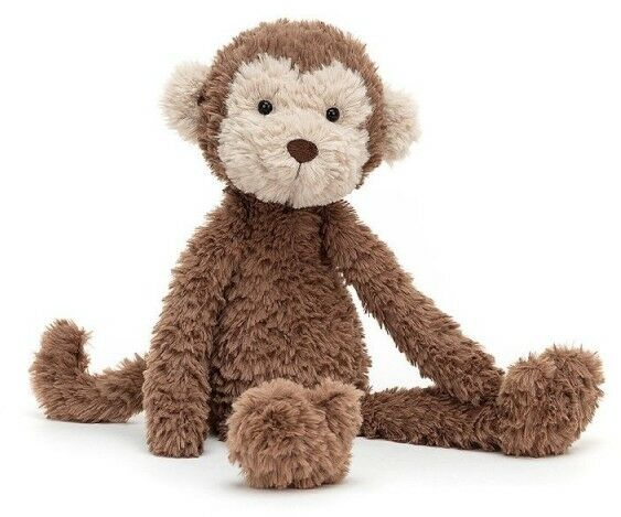 JellyCat - przytulanka maskotka Smuffle Małpka 36cm