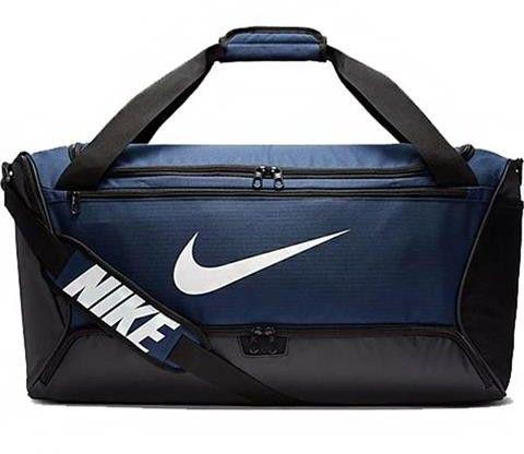 Torba Nike Brasilia 9.0 BA5955 410 granatowa M