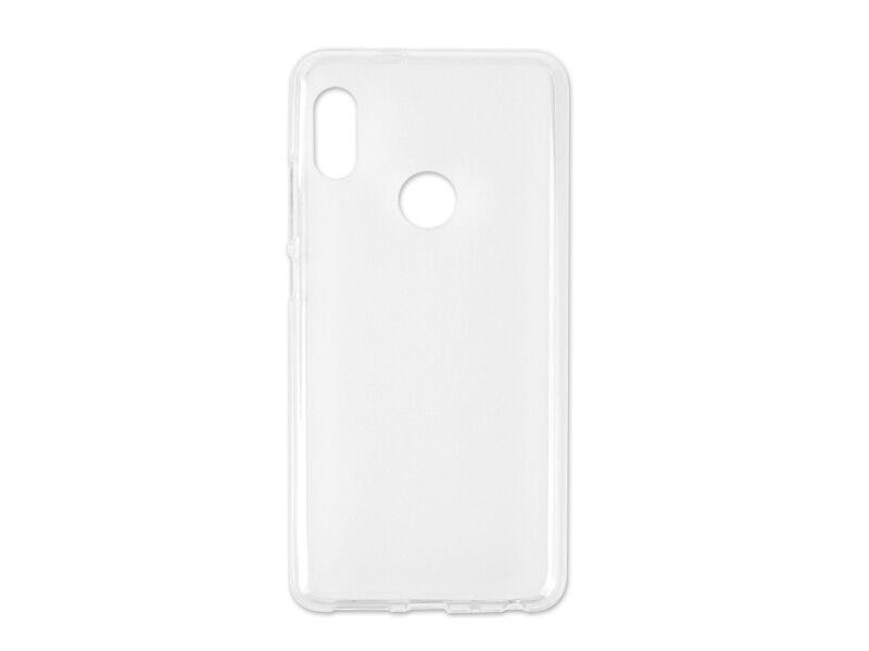 Xiaomi Redmi Note 5 - etui na telefon FLEXmat Case - biały