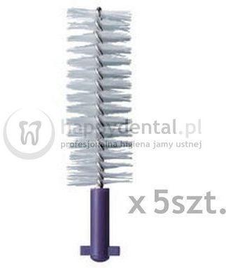 CURAPROX CPS 18 Regular 5szt. (fioletowe) - końcówki do szczoteczek międzyzębowych
