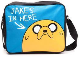 Adventure Time MB140311ADV Jake torba kurierska