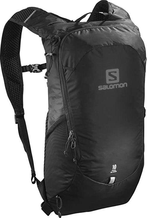 SALOMON męski Trailblazer 10 plecak TRAILBLAZER 10 (opakowanie 1) Czarny / Czarny Jeden rozmiar