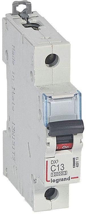 Wyłącznik nadprądowy 1P C 13A 10kA S311 DX3 409113