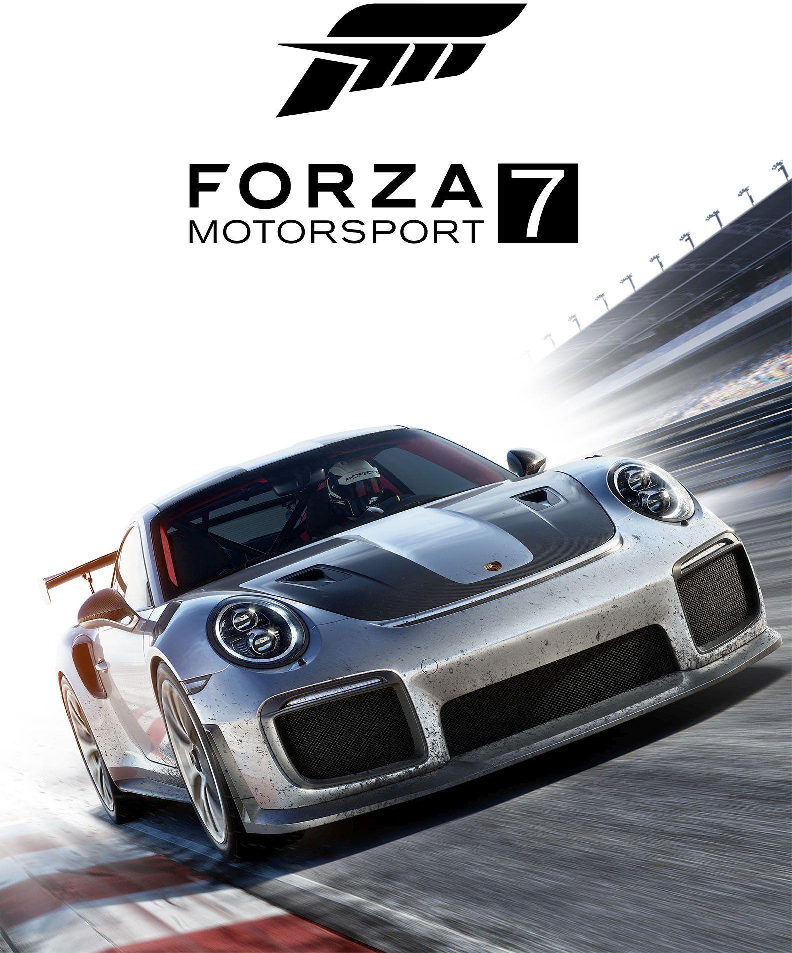 Forza Motorsport 7 (PC/Xbox One) klucz MS Store