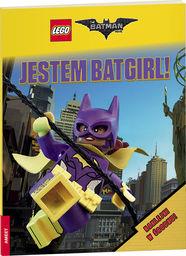 Lego Batman Movie, Jestem Batgirl ZAKŁADKA DO KSIĄŻEK GRATIS DO KAŻDEGO ZAMÓWIENIA