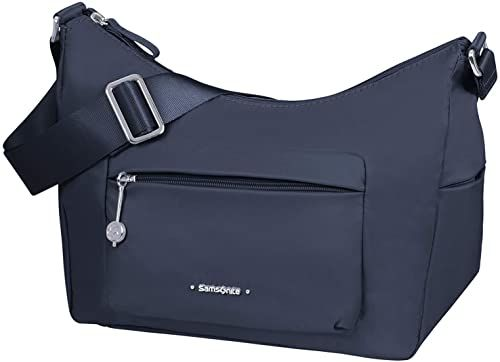 Samsonite Move 3.0 - torba na ramię S z 1 kieszenią przednią, 27 cm, niebieska (Dark Blue)