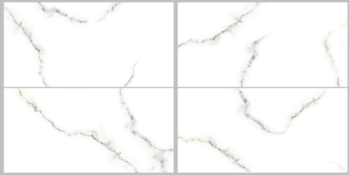 Netto - Płytka ścienna WALL CARRARA SHINY 30x60 cm WYSYŁKA 24H - OBEJRZYJ W POZNANIU !!