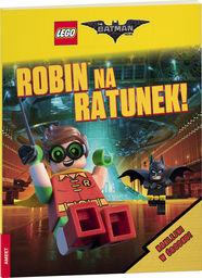 Lego Batman Movie, Robin na ratunek ZAKŁADKA DO KSIĄŻEK GRATIS DO KAŻDEGO ZAMÓWIENIA