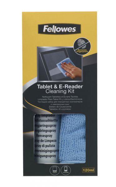Zestaw do czyszczenia czytników oraz tabletów Fellowes