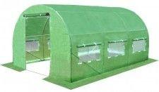 Tunel ogrodowy 3 segmentowy 400x250x200 cm