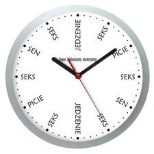 Zegar biologiczny mężczyzny solid