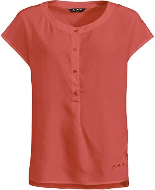 Vaude Damski T-shirt Zaneta, hotchili, 42
