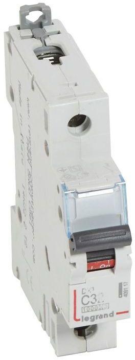 Wyłącznik nadprądowy 1P C 32A 10kA S311 DX3 409117