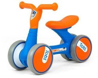 Pojazd Tobi Orange-Blue