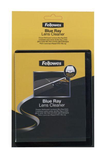 Zestaw do czyszczenia odtwarzaczy Blu-Ray/DVD Fellowes