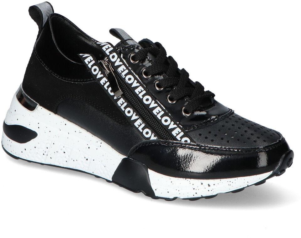 Sneakersy T.Sokolski OCW21-92 Czarne lakier